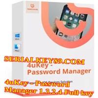 4uKey - Password Manager 1.3.2.4