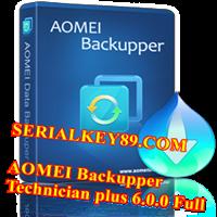 AOMEI Backupper Technician plus 6.0.0
