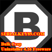 Bulk Crap Uninstaller 4.16