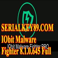 IObit Malware Fighter 8.1.0.645