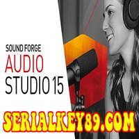 MAGIX SOUND FORGE Audio Studio 15