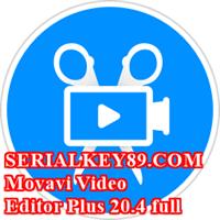 Movavi Video Editor Plus 20.4