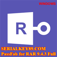 PassFab for RAR 9.4.3