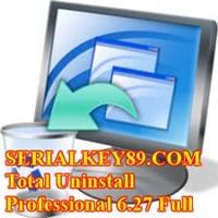 Total Uninstall Professional 6.27