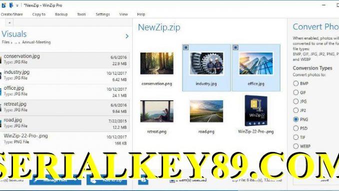 WinZip 25.0 build 14273