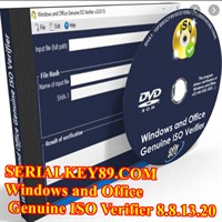 Windows and Office Genuine ISO Verifier 8.8