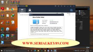 Wise Folder Hider Pro 4.3.5.194