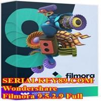 Wondershare Filmora 9.5.2.9