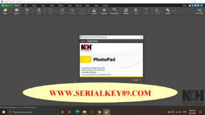 NCH PhotoPad Image Editor 6.51