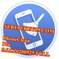 PhoneClean Pro 5.6.0.20200925