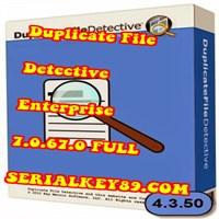 Duplicate File Detective Enterprise 7.0.67.0