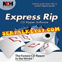 NCH Express Rip CD Ripper 4.00