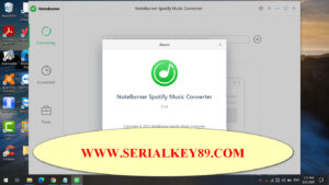 NoteBurner Spotify Music Converter 2.2.4