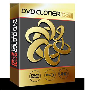 DVD-Cloner Gold 2021