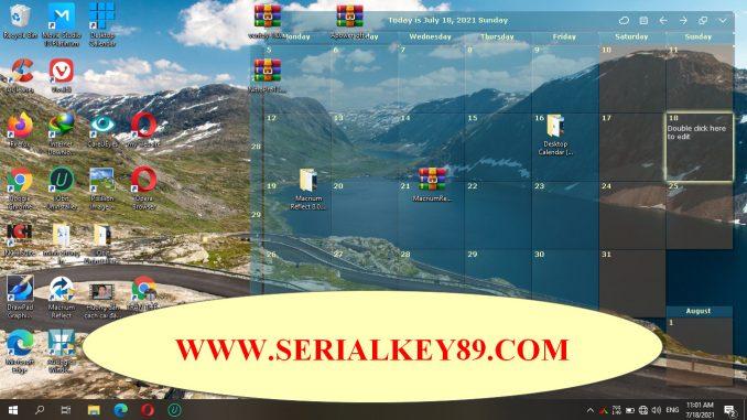 Desktop Calendar (DesktopCal) 2.3.95.5438