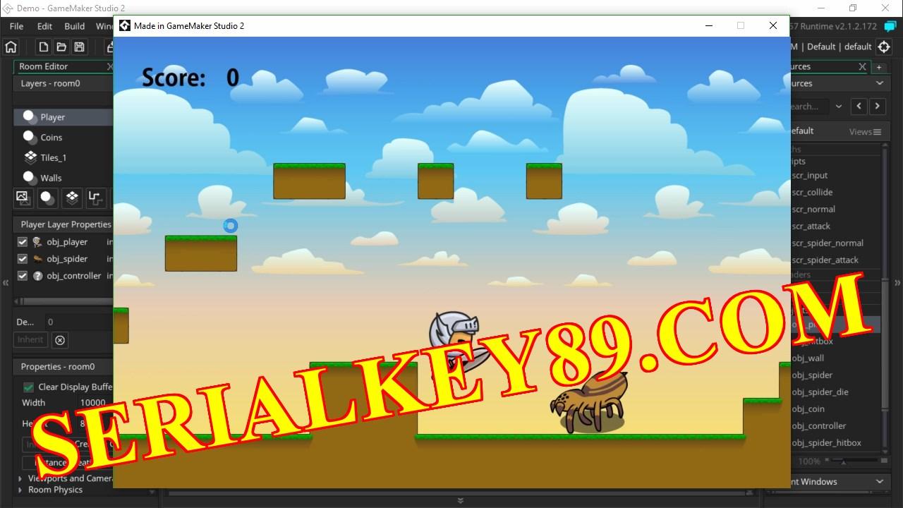 Game Maker Studio 22.3.2.5600