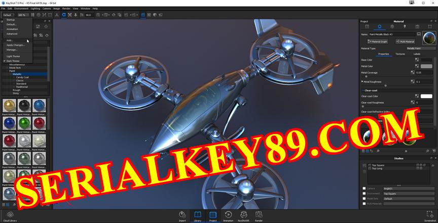 Luxion KeyShot Pro 10.2.113 (x64)