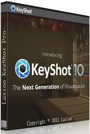 Luxion KeyShot pro 10.2