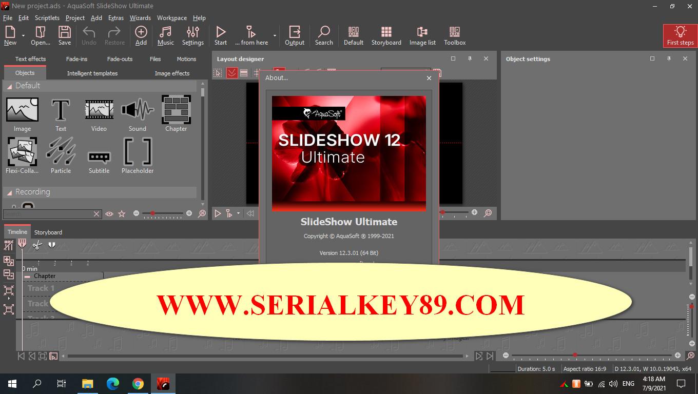 slidesShow Ultimate 12.3.01